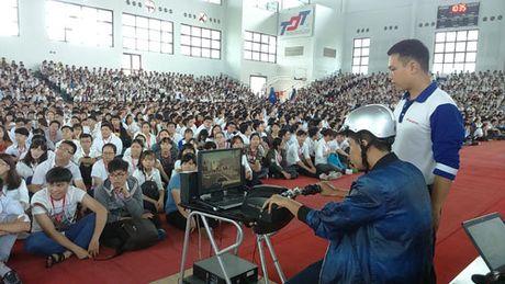 Tuyen duong cac HEAD xuat sac nhat trong Hoat dong Lai xe an toan Quy III/2016 - Anh 5