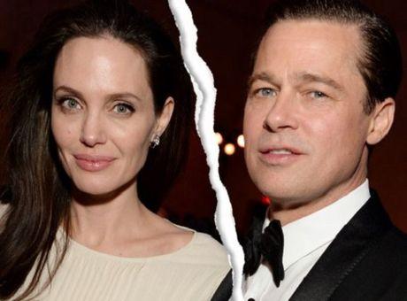 Lo hinh anh dau tien cua Angelina Jolie sau khi tuyen bo ly hon Brad Pitt - Anh 2