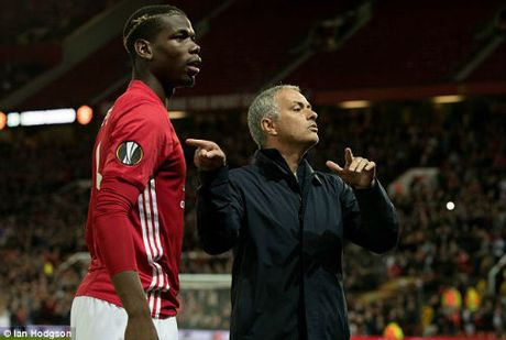 MU: Mourinho quyet mua Pogba 89 trieu bang de lam gi? - Anh 1