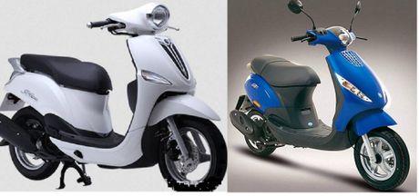 Yamaha Nozza va Piaggio Zip nen mua xe nao la tot nhat? - Anh 1