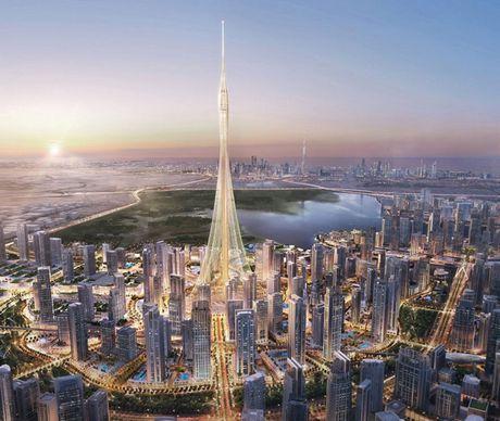 Dubai xay toa thap nghin ti do cao nhat the gioi - Anh 2