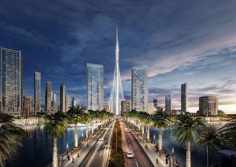 Dubai xay toa thap nghin ti do cao nhat the gioi - Anh 4