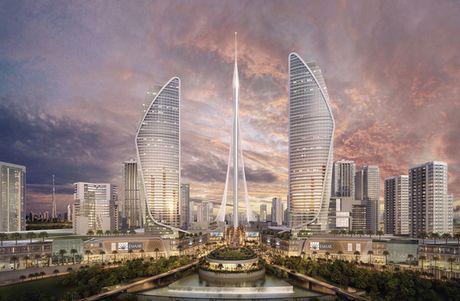 Dubai xay toa thap nghin ti do cao nhat the gioi - Anh 7