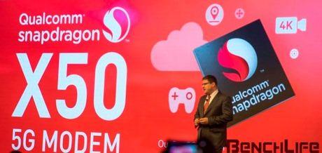 Snapdragon X50: Mo ra thoi ky moi cho mang khong day - Anh 1