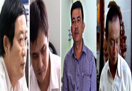 Nguyen Truong phong Cong thuong huyen cung 4 giam doc tham o hon 3,8 ti dong - Anh 1