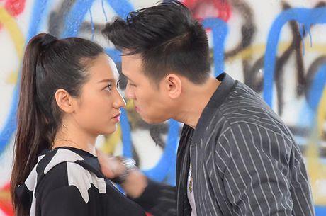 Cao Thai Ha tu tin dong vai gai goi trong 'Tinh thu hai mat' - Anh 4