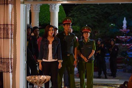 Cao Thai Ha tu tin dong vai gai goi trong 'Tinh thu hai mat' - Anh 7