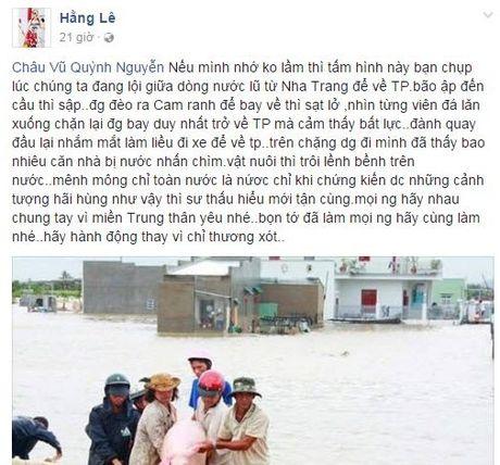 Mr. Dam noi an chan tien tu thien se bi qua bao, Minh Hang khong cong khai tien ung ho - Anh 2