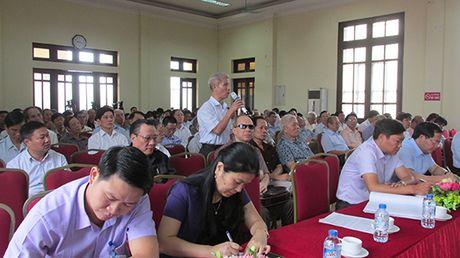 Tong Bi thu Nguyen Phu Trong: Phan anh toan mat xau, nguoi dan se mat long tin - Anh 4