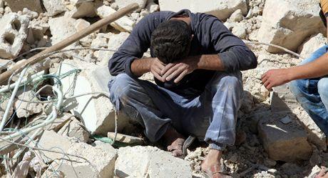 Cong bo che do 'tam dung nhan dao' tai Aleppo vao ngay 20/10 - Anh 1