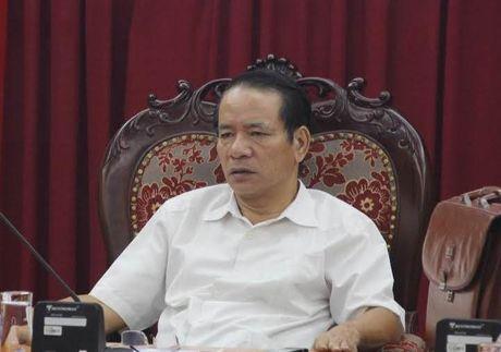 Thanh tra Chinh phu: Hoan thien 11 van ban theo ke hoach - Anh 1