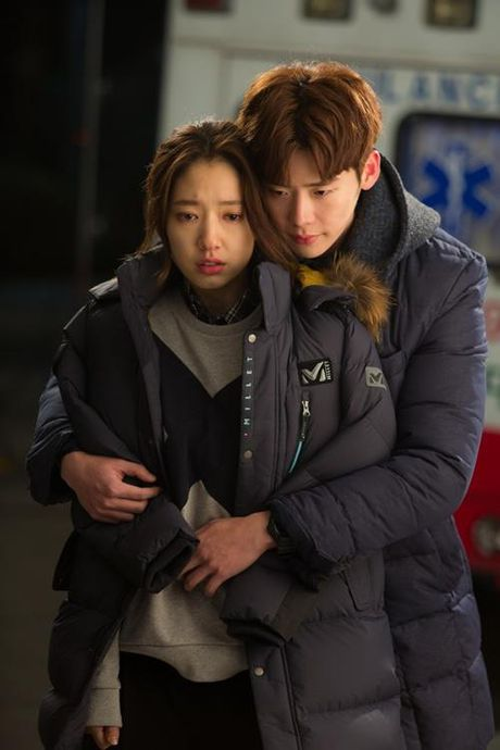 Park Shin Hye - Lee Jong Suk se co tinh yeu 'khac cot ghi tam' trong phim moi - Anh 3