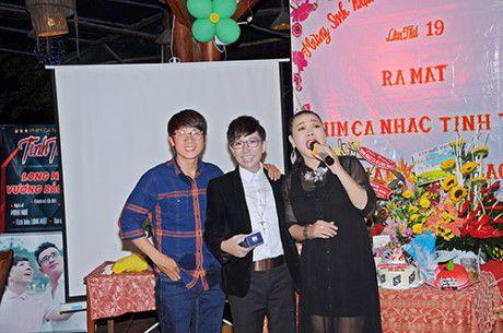 Trinh Kim Chi, Phi Thanh Van hoi ngo mung sinh nhat tuoi... 19 cua Long Nhat - Anh 10