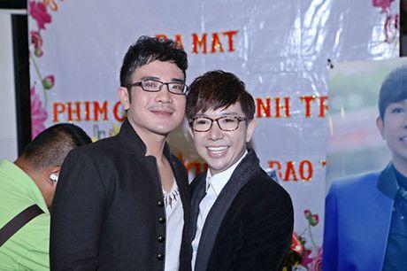 Trinh Kim Chi, Phi Thanh Van hoi ngo mung sinh nhat tuoi... 19 cua Long Nhat - Anh 11