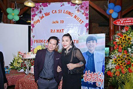 Trinh Kim Chi, Phi Thanh Van hoi ngo mung sinh nhat tuoi... 19 cua Long Nhat - Anh 12