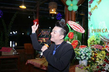 Trinh Kim Chi, Phi Thanh Van hoi ngo mung sinh nhat tuoi... 19 cua Long Nhat - Anh 14