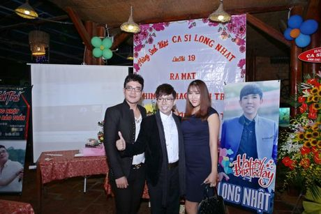 Trinh Kim Chi, Phi Thanh Van hoi ngo mung sinh nhat tuoi... 19 cua Long Nhat - Anh 1