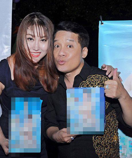 Trinh Kim Chi, Phi Thanh Van hoi ngo mung sinh nhat tuoi... 19 cua Long Nhat - Anh 2