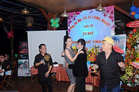 Trinh Kim Chi, Phi Thanh Van hoi ngo mung sinh nhat tuoi... 19 cua Long Nhat - Anh 4