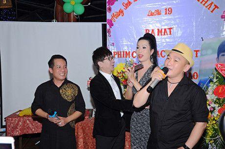 Trinh Kim Chi, Phi Thanh Van hoi ngo mung sinh nhat tuoi... 19 cua Long Nhat - Anh 5
