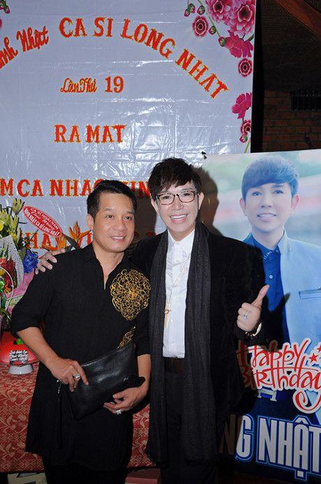 Trinh Kim Chi, Phi Thanh Van hoi ngo mung sinh nhat tuoi... 19 cua Long Nhat - Anh 6
