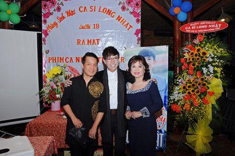 Trinh Kim Chi, Phi Thanh Van hoi ngo mung sinh nhat tuoi... 19 cua Long Nhat - Anh 8