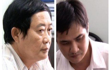Ba Giam doc doanh nghiep Mien tay bi truy to hanh vi tham o - Anh 1