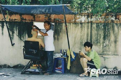 Gap nguoi dan ong 23 nam cat toc via he: 'Nguoi Sai Gon van don gian vay thoi!' - Anh 1