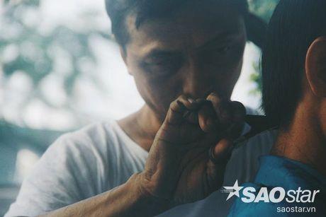 Gap nguoi dan ong 23 nam cat toc via he: 'Nguoi Sai Gon van don gian vay thoi!' - Anh 4