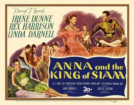 Anna and the King - Tac pham hiem hoi dua hoang gia Thai Lan toi cong chung the gioi - Anh 1