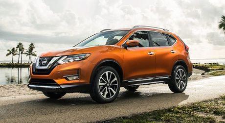 Nissan X-Trail 2016 vua trinh lang VN da co phien ban 2017 tai My - Anh 1