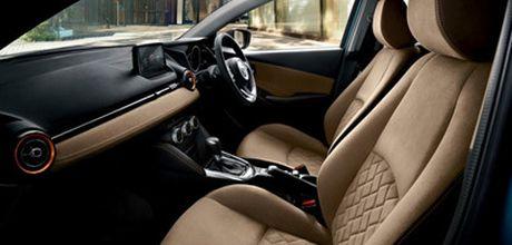 Mazda trinh lang phien ban nang cap Mazda2 - Anh 11