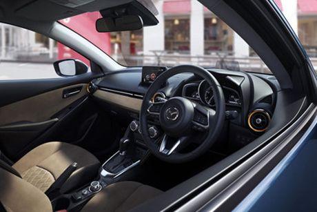 Mazda trinh lang phien ban nang cap Mazda2 - Anh 13