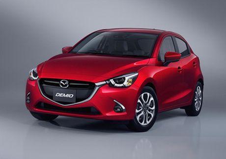 Mazda trinh lang phien ban nang cap Mazda2 - Anh 15