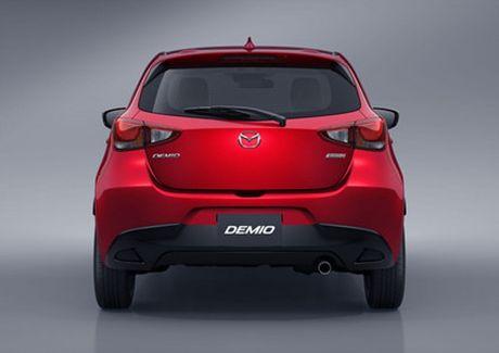 Mazda trinh lang phien ban nang cap Mazda2 - Anh 18