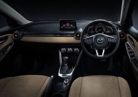 Mazda trinh lang phien ban nang cap Mazda2 - Anh 7