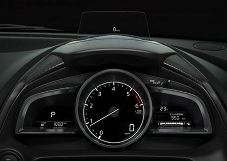 Mazda trinh lang phien ban nang cap Mazda2 - Anh 8