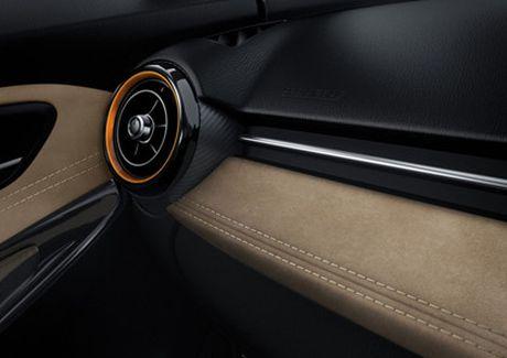 Mazda trinh lang phien ban nang cap Mazda2 - Anh 9
