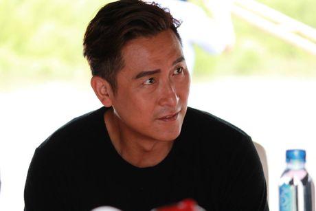 Ma Duc Chung an tuong voi sac dep va tinh chuyen nghiep cua Khanh My - Anh 2