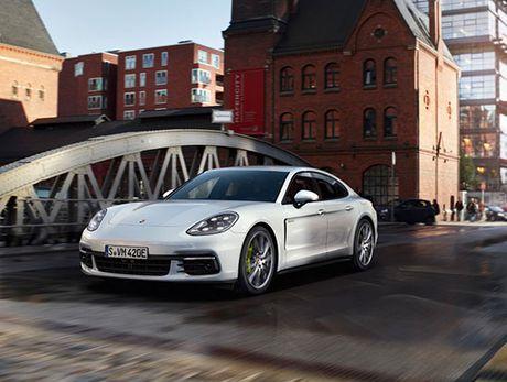 Porsche mang nhieu xe the thao moi den Trien lam xe nhap - Anh 2