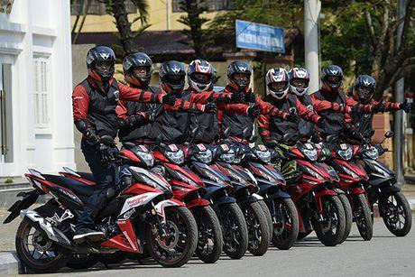 Xem Honda Winner 150 chinh phuc cuc Tay - Anh 1