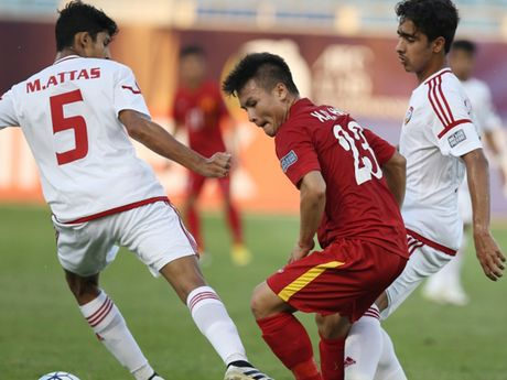 U-19 Viet Nam co co hoi lon vao tu ket VCK U-19 chau A - Anh 1