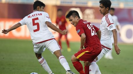 U-19 Viet Nam co co hoi lon vao tu ket VCK U-19 chau A - Anh 2