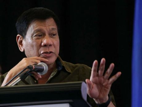 Ong Duterte: 'Chi Trung Quoc co the giup Philippines' - Anh 1
