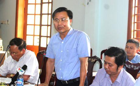 Thu truong Cong Thuong: Quy trinh xa lu Thuy dien Ho Ho chua nghiem ngat - Anh 3