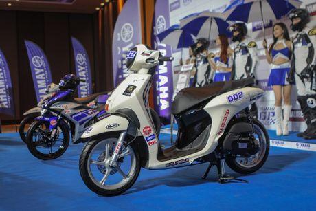Yamaha Viet Nam to chuc giai dua Exciter dau tien - Anh 3