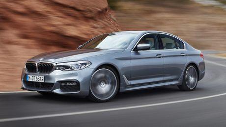 10 diem thu vi tren BMW 5-Series 2017 - Anh 1