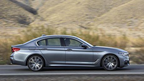 10 diem thu vi tren BMW 5-Series 2017 - Anh 2