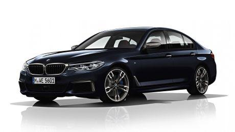 10 diem thu vi tren BMW 5-Series 2017 - Anh 3