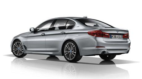 10 diem thu vi tren BMW 5-Series 2017 - Anh 4